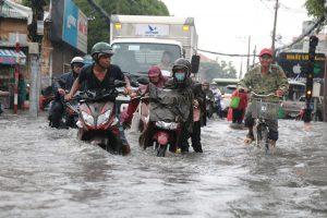 Xem Ngay Các tuyền đường ngập nặng khi mưa tại Tp.Hồ Chí Minh Để Biết Tránh.